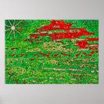 228 Landscape-mod-pastel2b-copy Posters