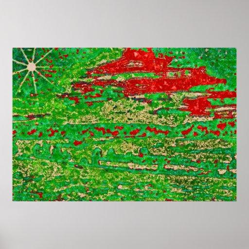 228 Landscape-mod-pastel2b-copy Print