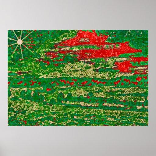 229 Landscape-mod-pastel2b-copy Print