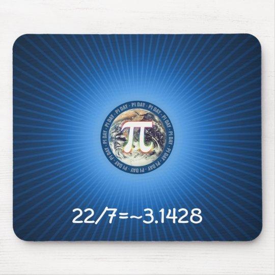22/7 = pi | Geek Mousepad