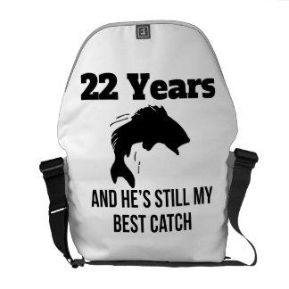 22 años de mejor captura bolsa de mensajería