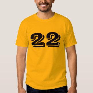 #22 CAMISAS