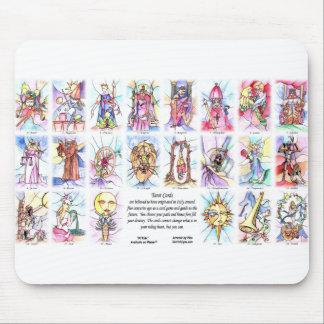 22-Cards (8x3) s Tapete De Raton