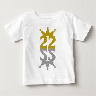 22-Crown-Reflection Infant T-shirt