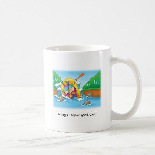 22_flip classic white coffee mug