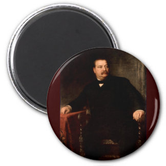 22 Grover Cleveland Fridge Magnet