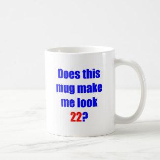 22 hace esta taza