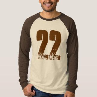 22 TEE SHIRT