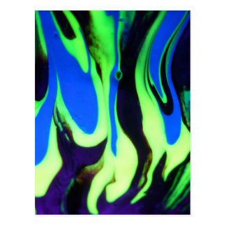 "#22 TLuv.Design© ""Phantasmagoria"" Series Postcard"