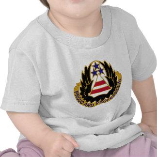 22do Batallón de la aviación - orgulloso y profesi Camisetas