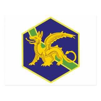 22do Batallón químico Tarjeta Postal