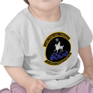 22do Escuadrilla de las operaciones del espacio Camisetas