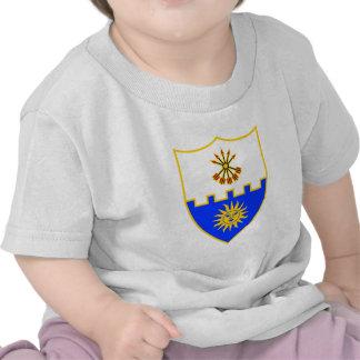 22do Regimiento de infantería Camisetas