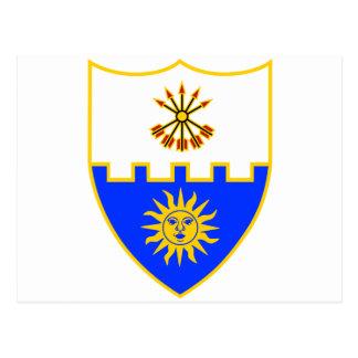 22do Regimiento de infantería Tarjeta Postal