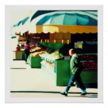 22nd Avenue Market Poster