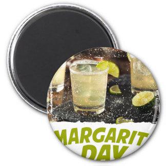 22nd February - Margarita Day Magnet