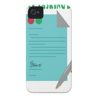 22nd February - Single Tasking Day iPhone 4 Case