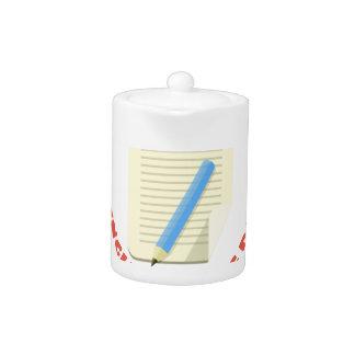 22nd February - Single Tasking Day Teapot