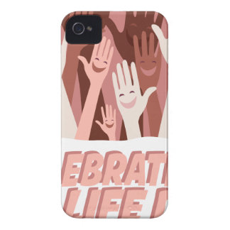 22nd January - Celebration Of Life Day Case-Mate iPhone 4 Case