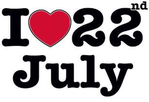 Resultado de imagen para 22TH JULY UNITED STATES