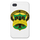 22nd Military Police iPhone 4/4S Cases