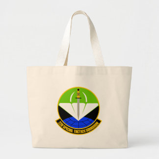 22nd Special Tactics Squadron Large Tote Bag