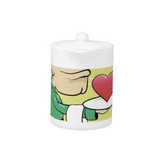 22waiter teapot
