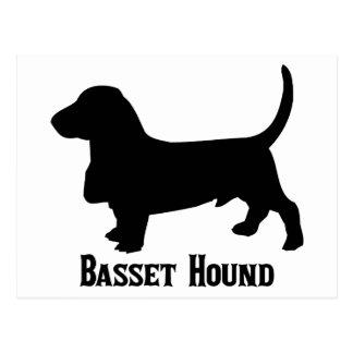 2315112006 Basset Hound (Animales) Postcard