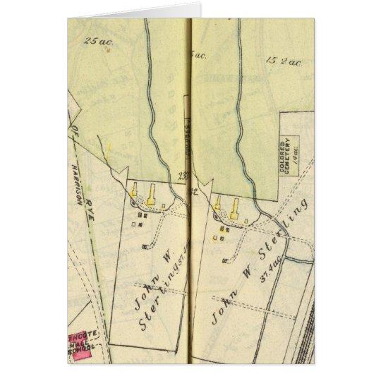 232233 Harrison, Rye Card