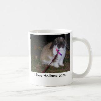 ¡233_1386, amo Holanda Lops! Taza De Café