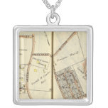 234235 Rye Square Pendant Necklace