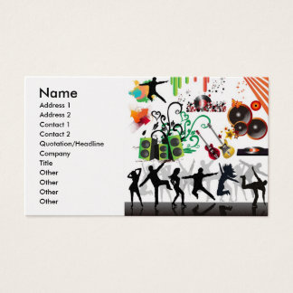 23425, Name, Address 1, Address 2, Contact 1, C... Business Card