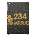 234 Area Code Swag iPad Mini Cover