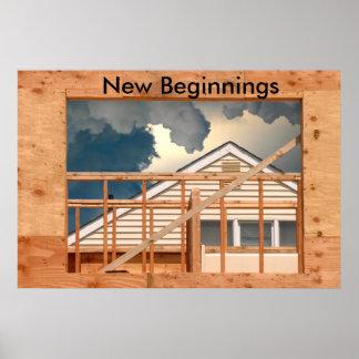 236 one storm construction rebuilding,         ... poster