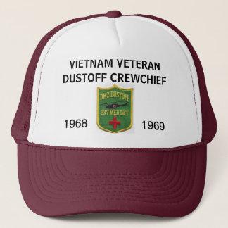 237th DUSTOFF CREWCHIEF MESH HAT