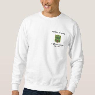 237th DUSTOFF ORIGINAL PATCH  MEDIC SWEATSHIRT