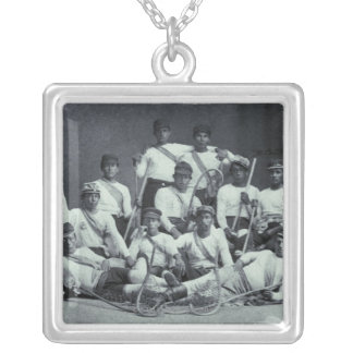 23897920 SILVER PLATED NECKLACE