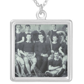 23897936 SILVER PLATED NECKLACE