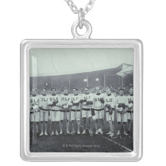 23898011 SILVER PLATED NECKLACE