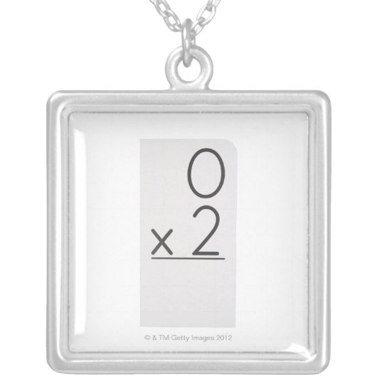 23972330 SILVER PLATED NECKLACE