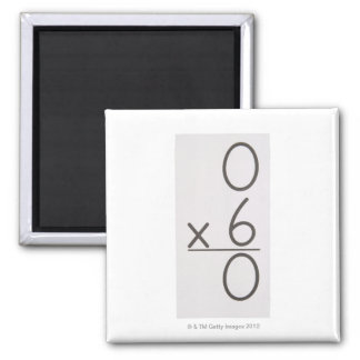 23972339 2 INCH SQUARE MAGNET