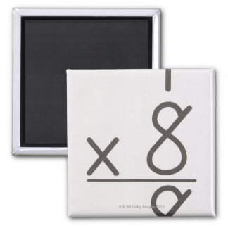 23972363 2 INCH SQUARE MAGNET