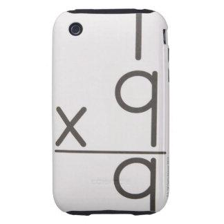 23972365 TOUGH iPhone 3 CASES