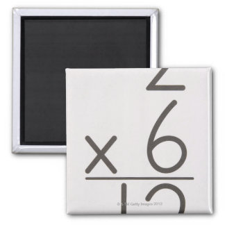 23972379 2 INCH SQUARE MAGNET