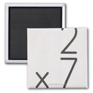 23972380 2 INCH SQUARE MAGNET