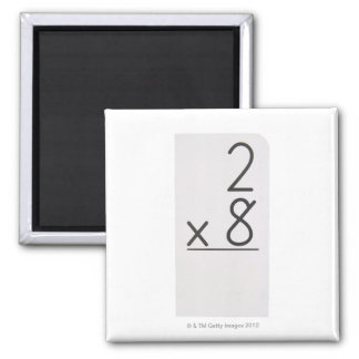 23972382 2 INCH SQUARE MAGNET