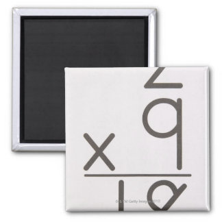 23972385 2 INCH SQUARE MAGNET