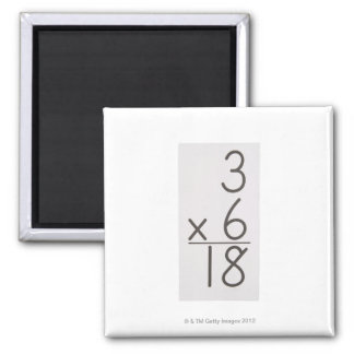 23972399 2 INCH SQUARE MAGNET