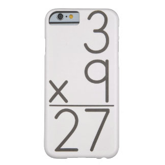 23972405 FUNDA DE iPhone 6 BARELY THERE
