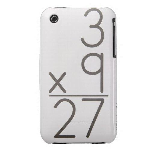 23972405 iPhone 3 Case-Mate FUNDAS